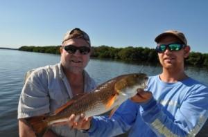 October Redfish