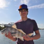 Sight Fishing for Black Drum