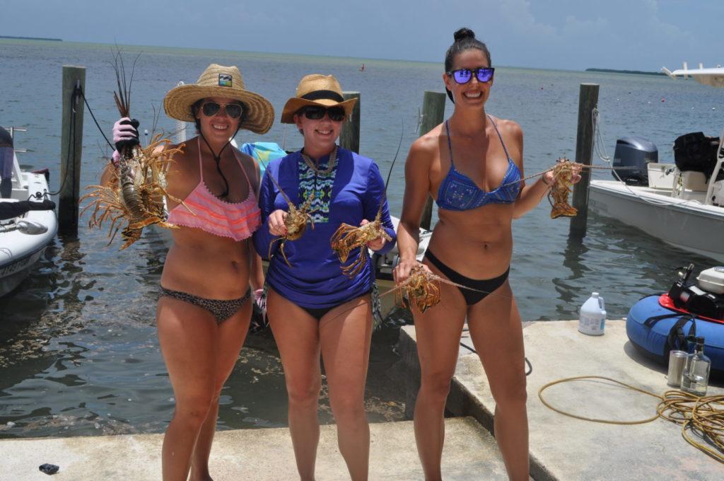 Florida Keys Lobster charters