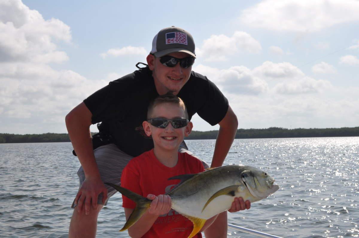 December tampa bay fishing report capt jason dozier for Tampa bay fishing reports