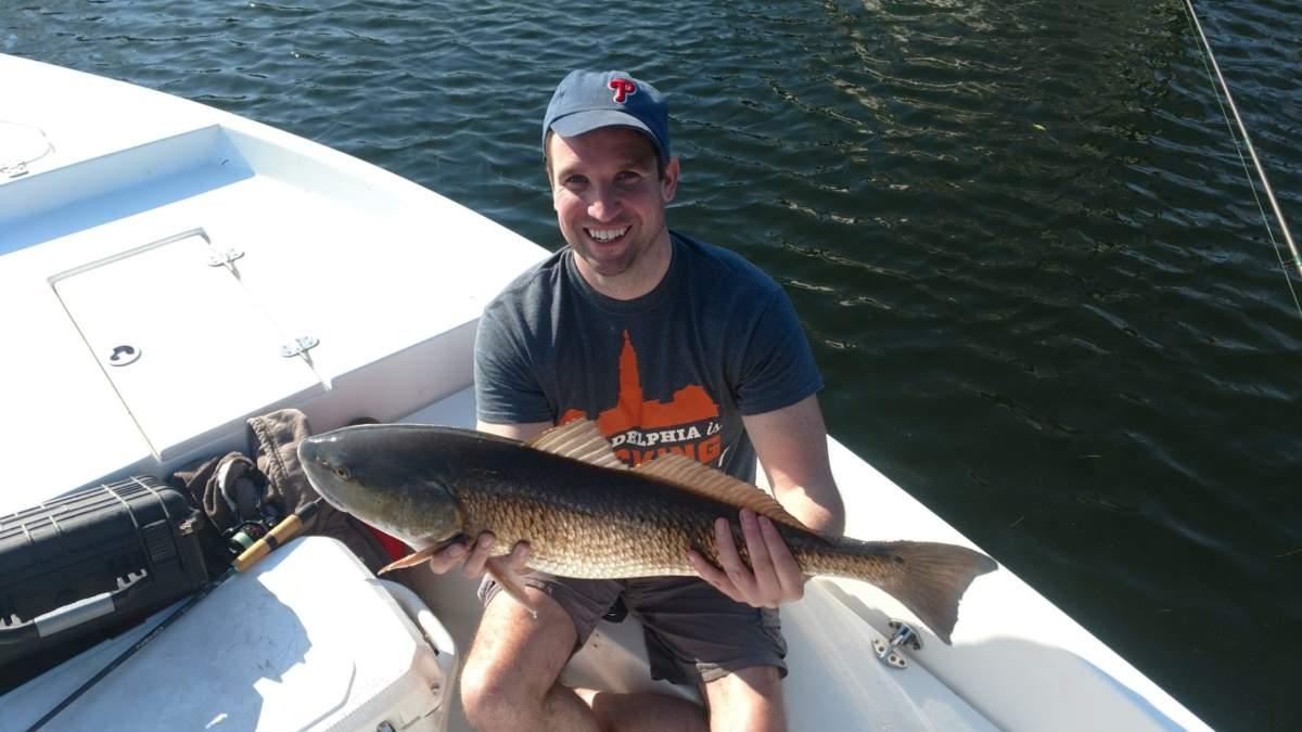 "30"" redfish"