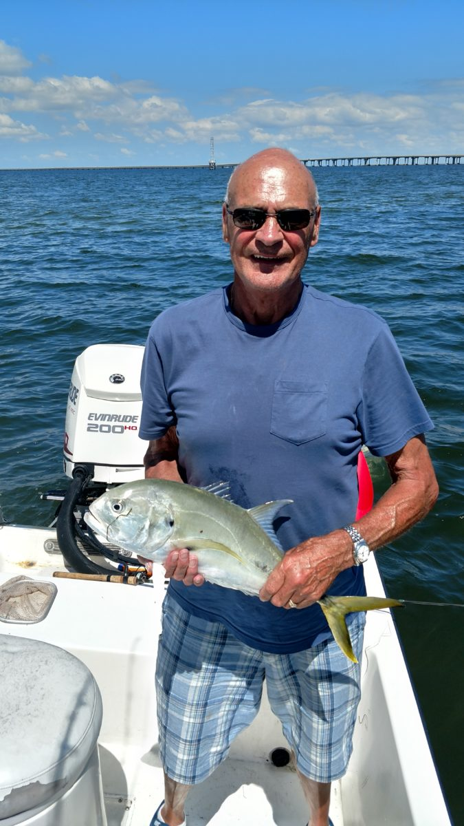 tampa bay fishing in may report capt jason dozier